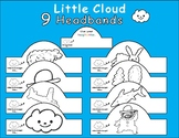 Little Cloud by Eric Carle-Headbands
