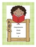 Little Comprehension Checks - Packet 2