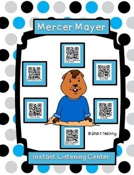 Mercer Mayer - Instant Listening Center! QR coded