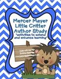 Little Critter Mercer Mayer Author Study