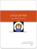 Little Critter Story Elements and Craftivity
