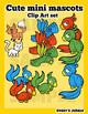 Little Cute mascots Clip Art Set