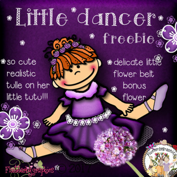 Little Dancer Follower Freebie 4