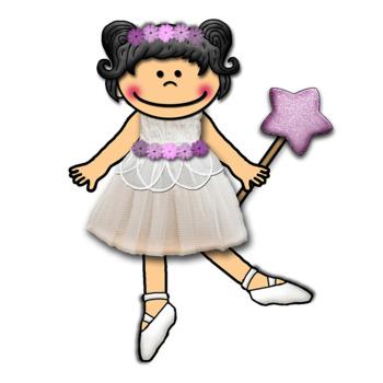 Little Dancer Freebie No5