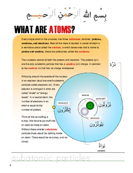 Little Deen Explorers ~ Chemistry and Islam