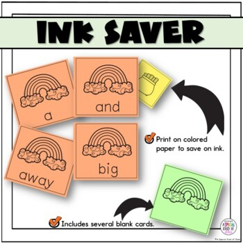 St. Patrick's Day Sight Word Games - BUNDLE