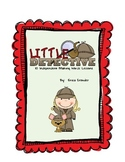 Little Detectives:  10 Independent Making Words Lessons