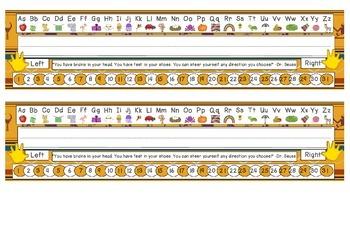 Little Egyptians- Dark Desk Reference Nameplates