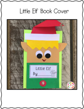 Little Elf Activites and Craft Pack