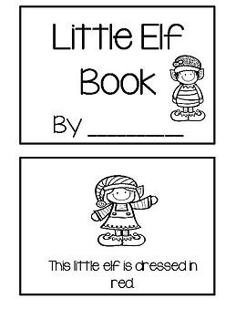 Little Elf Book