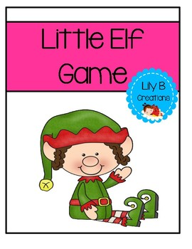 Little Elf Game #1 (Hide And Seek)