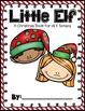 Little Elf Five Senses Christmas Book