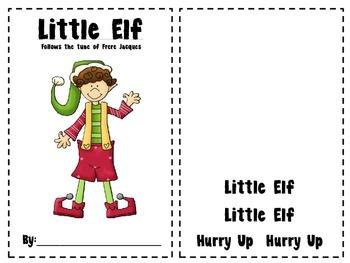 Little Elf Mini Book