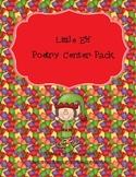 Little Elf Poetry Center Pack