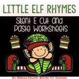 Little Elf Rhymes { Silent E Worksheets}