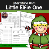Little Elfie One: Literacy and Math Activities