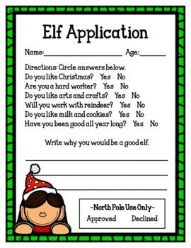 Little Elves Workshop (Christmas Elf Dramatic Play)