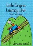 Little Engine Literacy Unit - Common Core