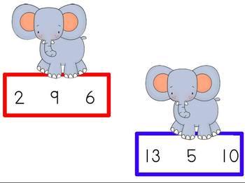 Little Engine Mathematics Centers-Common Core