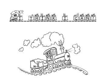 Best The Little Engine That Could Coloring Pages Images - Amazing ...
