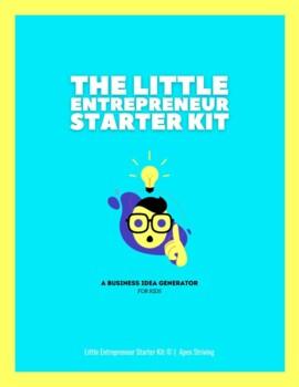 Little Entrepreneur Starter Kit