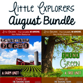 Little Explorers Non-Fiction August Bundle