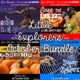 Little Explorers Non-Fiction October Bundle