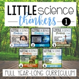 Little 1st Grade Science Thinkers {YEAR-LONG CURRICULUM} Bundle