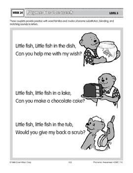 Little Fish, Little Fish (Letter-Sound Association)