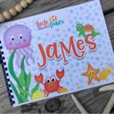 Little Fishes James Bible Study (grades K-4)