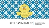 Little Flap Learns to Fly: Wonders Reading Series-2nd Grade
