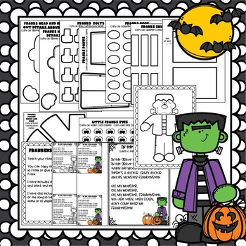 Little Frank Craft & Song: Halloween Crafts: October Crafts: Fall Crafts