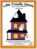 Little Friendly Ghosts Math Game