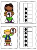 Little Friend's Memory Match Game for Numbers 1-10