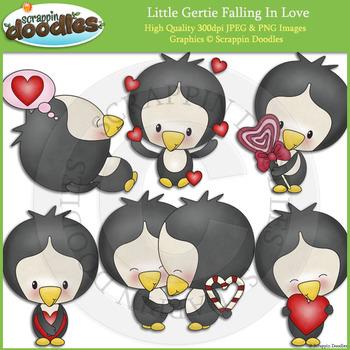 Little Gertie Falling In Love