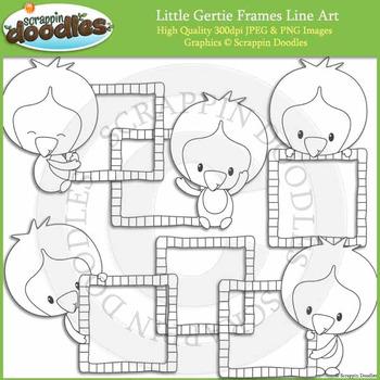 Little Gertie Frames