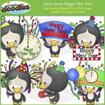 Little Gertie Happy New Year