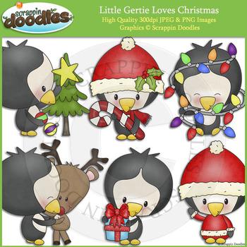 Little Gertie Loves Christmas
