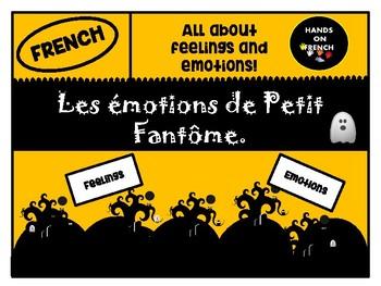 Little Ghost's feelings - Les émotions de Petit Fantôme