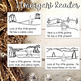 Little Gnomes - Winter December Emergent Reader and Activities