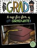 Little Graduation Cap Hat Craft