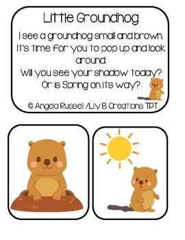 Little Groundhog