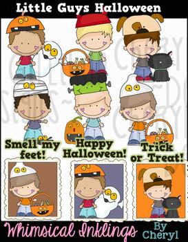 Little Guys Halloween