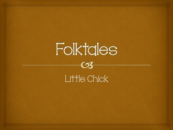 Engage NY - First Grade -Fables & Stories - Little Half Chick