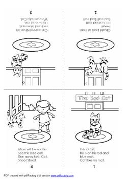 Little Hands, Little Books (short vowels)