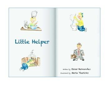 Little Helper - Do it yourself book.