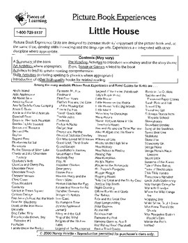 Little House Literature Guide