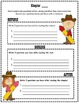 Little House on the Prairie Series Activity Packet