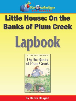 Little House - On the Banks of Plum Creek Lapbook