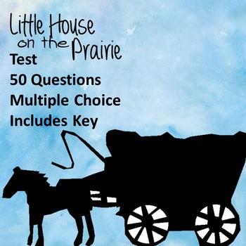 Little House On the Prairie Test (New!)